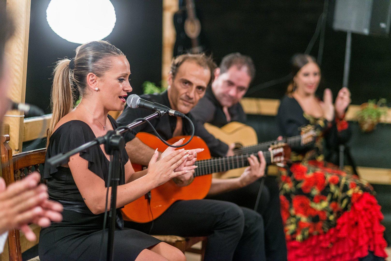 Flamenco in Alcudia