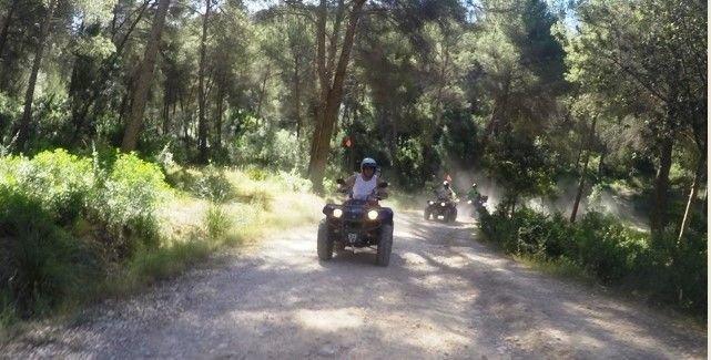 Quad Tour in Alcudia
