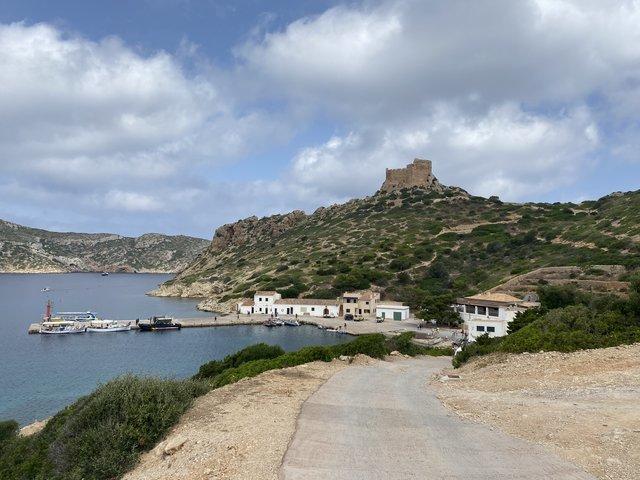 Ausflüge und Sehenswürdigkeiten 'Tageausflüge von Mallorca nach Cabrera'