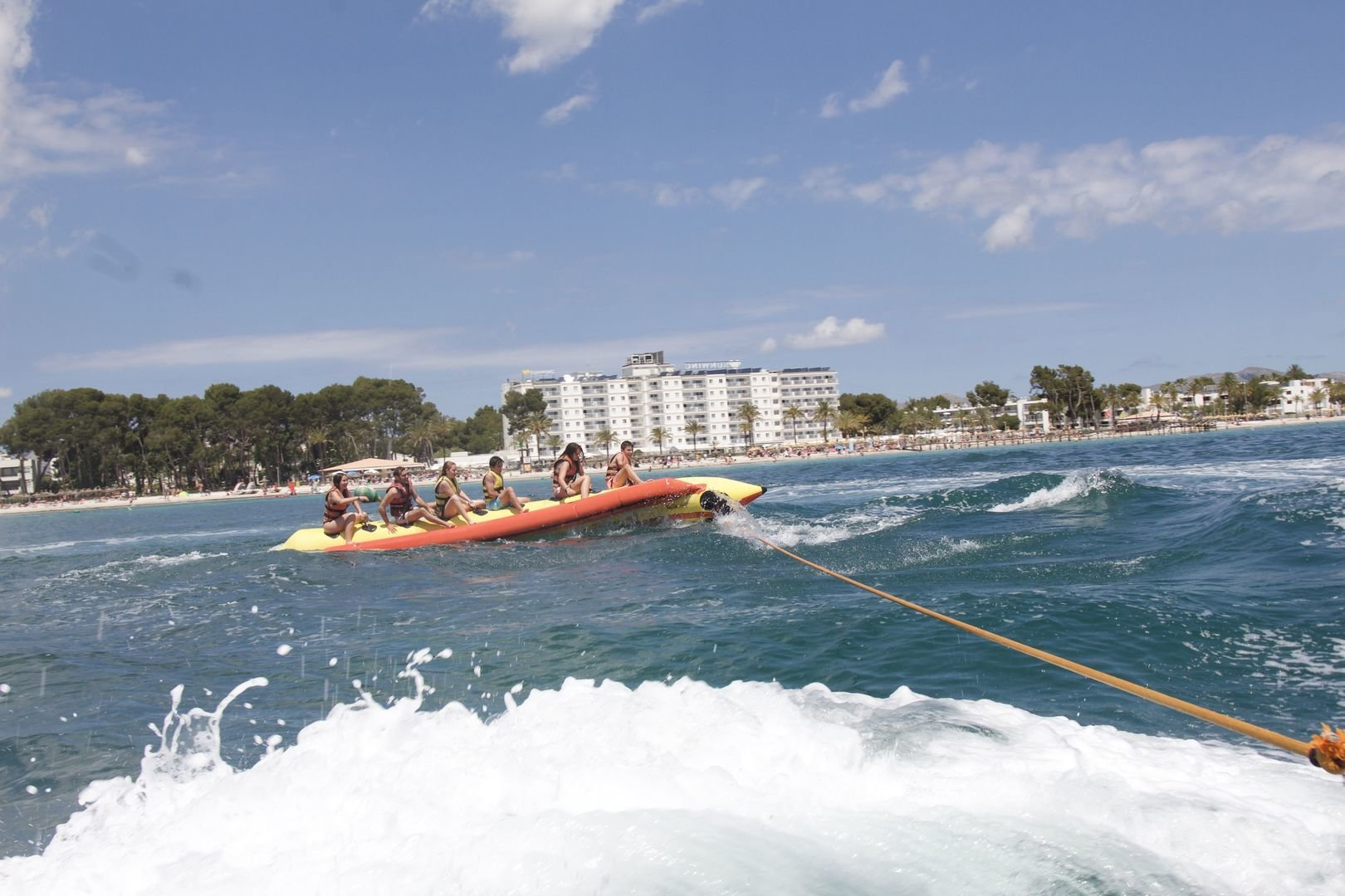 alcudia water sports