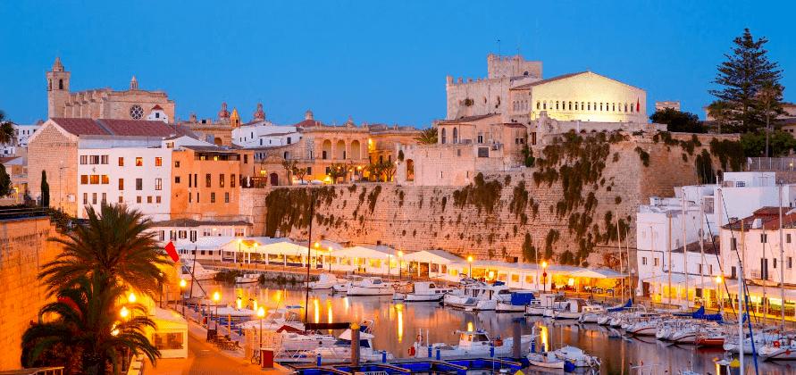 port of ciutadella