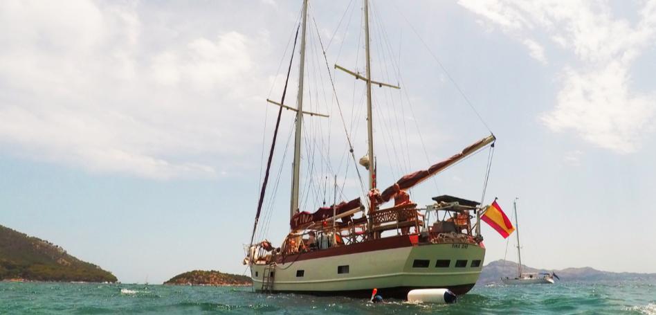sail tour in Mallorca